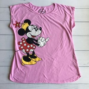 Disney Minnie Mouse Shirt Sz XXL